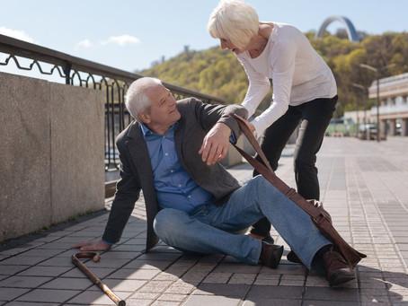 A problemática das quedas na população idosa