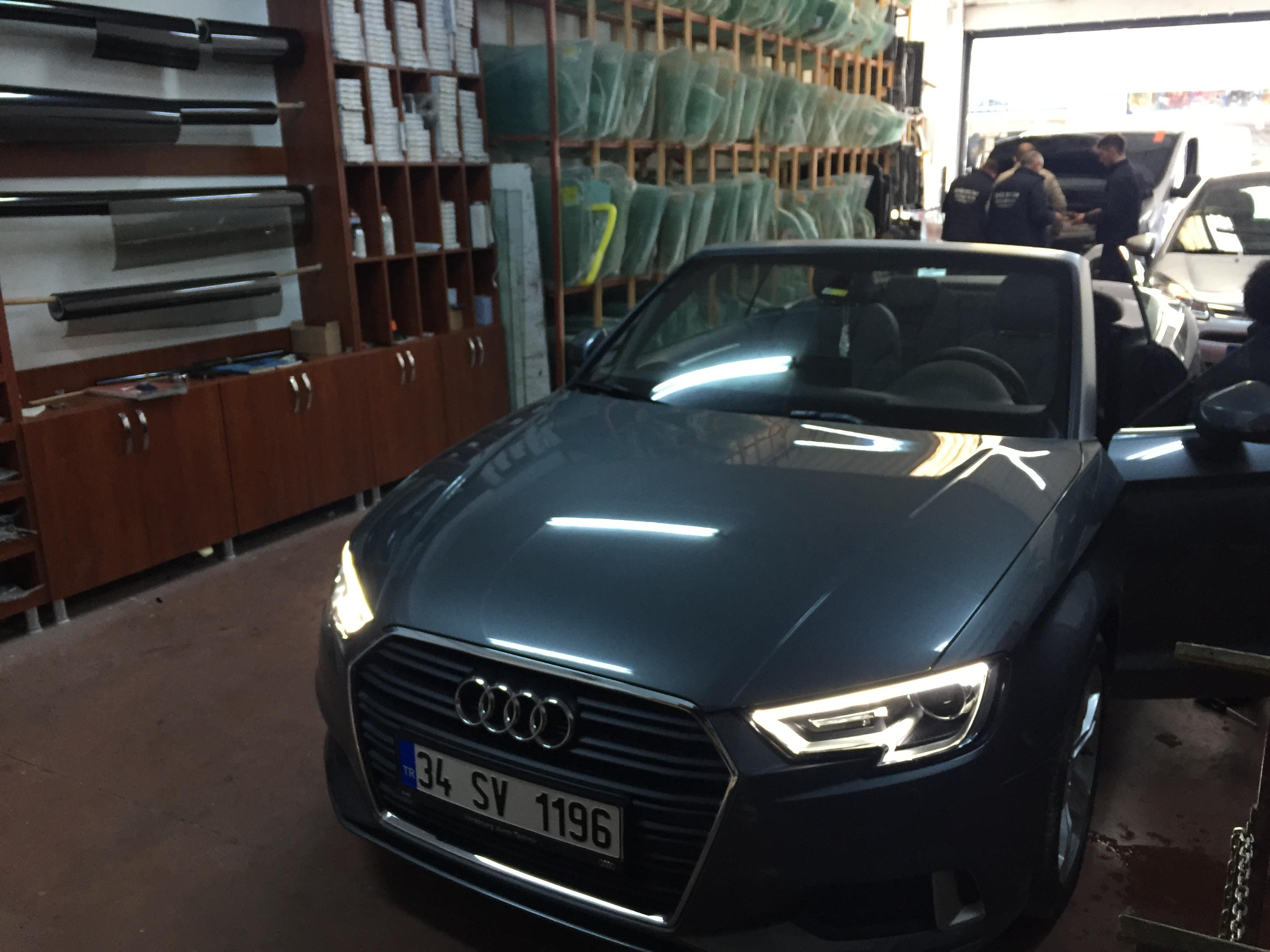 Audi Cam Film