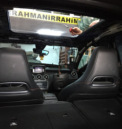 Mercedes_Sunroof_Onarım