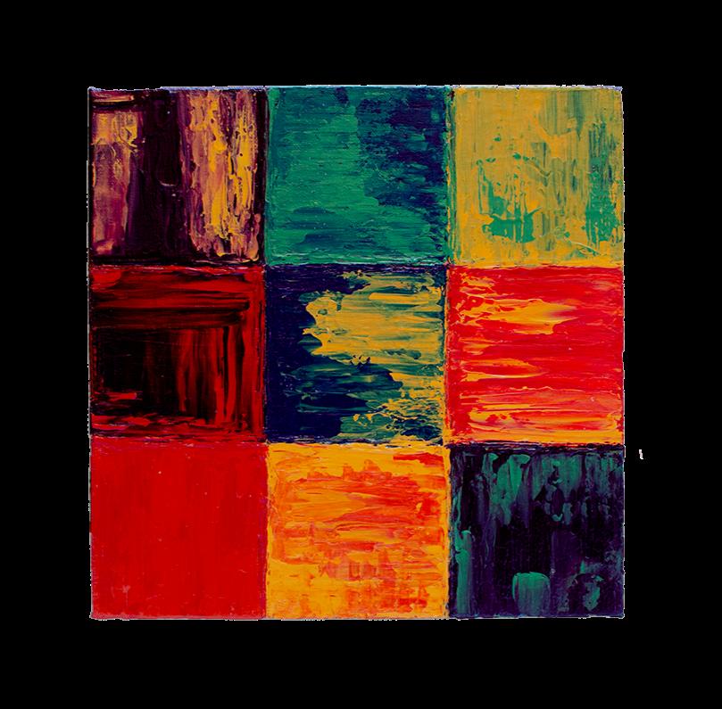 Paint-a-Patchwork Masterpiece