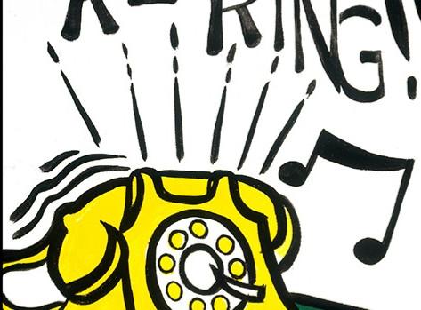 Ringing Art that Pops