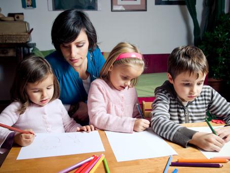 Storytelling with Art for Children