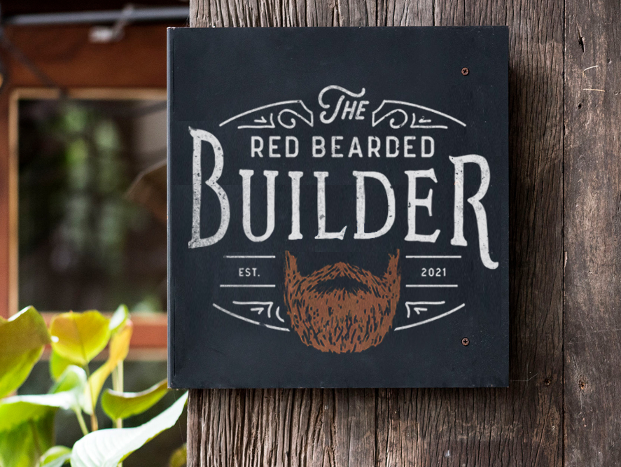 Red Bearded Builder