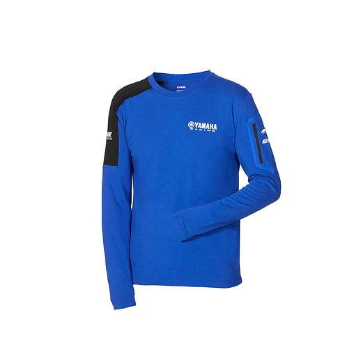 T-shirt à manches longues Paddock Blue pour homme