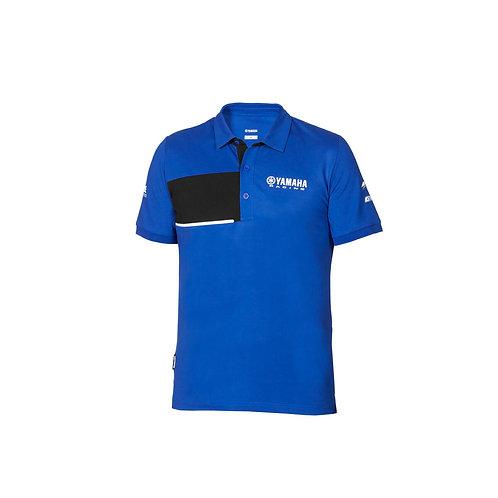 Polo piqué Paddock Blue pour homme