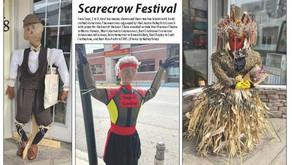 "TAPS wins ""Best Non-Profit"" in Scarecrow Contest!"