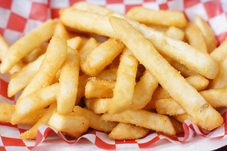 Crispy Coated Maritime Fries