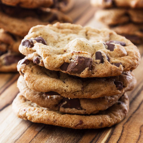 Chocolate Chunk 'Ookies