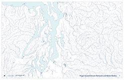 Puget Sound Stream Network
