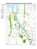 Duwamish Valley Vision Map - Environmental Features
