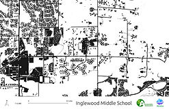 Inglewood Middle School - Impervious