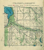 1907 Cedar and Black River Timber Survey