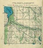 1907 Cedar and Black River Timber Survey