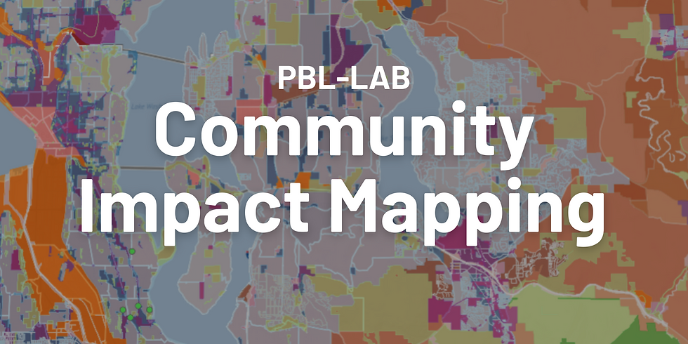 Community Impact Mapping: We love Maps!