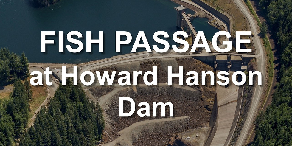 Engineering Fish Passage at Howard Hanson Dam