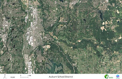 Auburn School District - Satellite