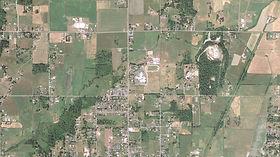 Thunder Mountain Middle School - Satellite