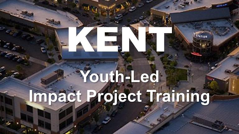 KENT - Youth-Led Impact Project Training