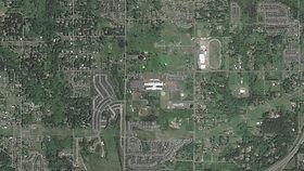 Auburn Mountainview High School - Satellite