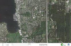 Emerson High School - Satellite