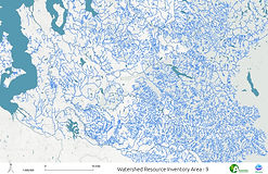 Green Duwamish Watershed - Streams, Rivers and Lakes