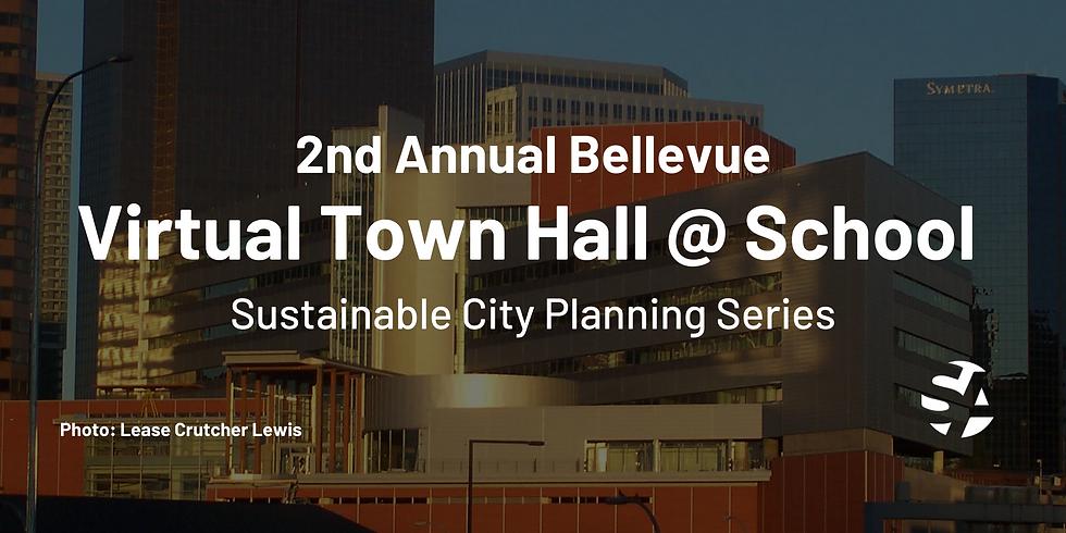 Bellevue VIRTUAL Town Hall @ School