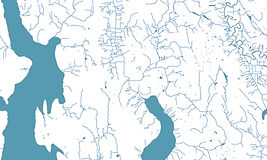 Lake Washington District - Streams, Rivers, and Lakes
