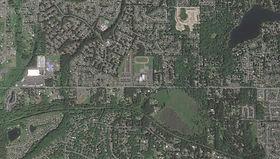 Cedar Heights Middle School - Satellite
