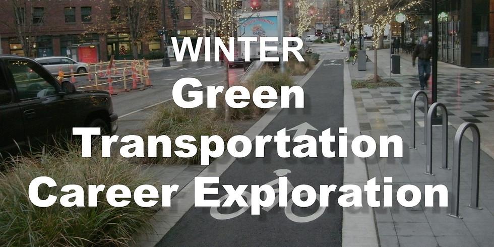 Green Transportation Career Exploration