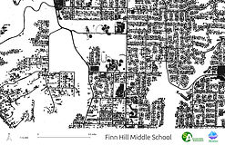 Finn Hill Middle School - Impervious