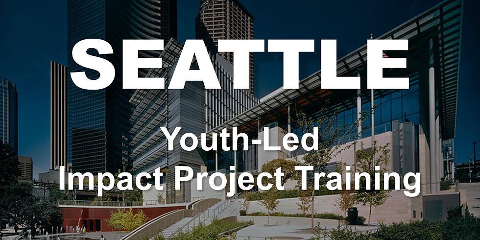 SEATTLE - Youth-Led Impact Project Training