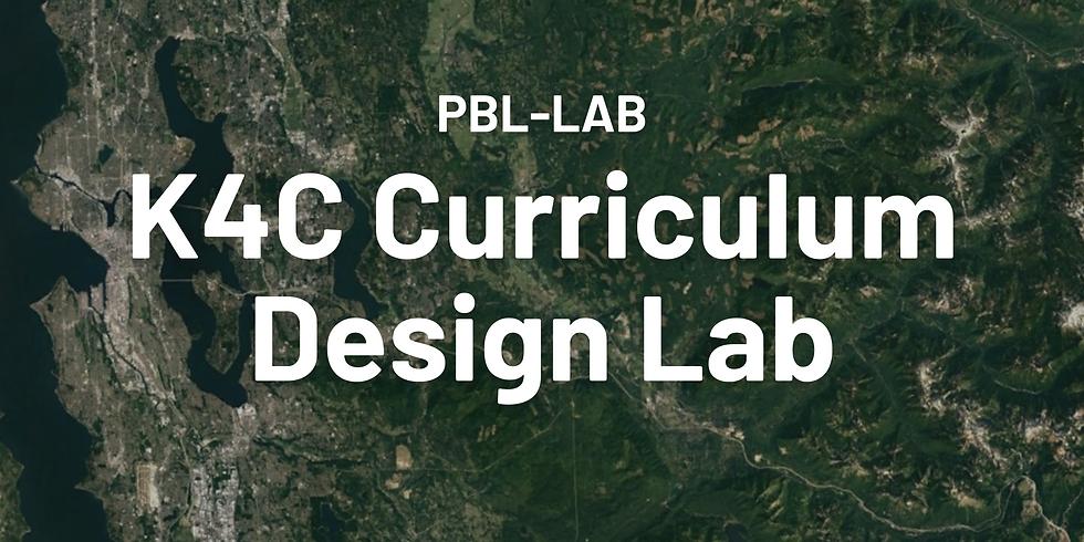 K4C Curriculum Design Lab