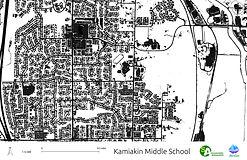 Kamiakin Middle School - Impervious