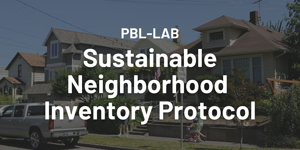 Sustainable Neighborhood Inventory Protocol