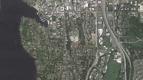 Bellevue High School - Satellite