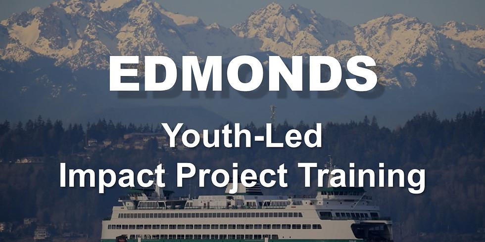 EDMONDS - Youth-Led Impact Project Training