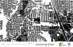 Juanita High School - Impervious