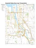 Duwamish Valley Vision Map - Transportation