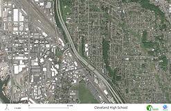 Cleveland High School - Satellite