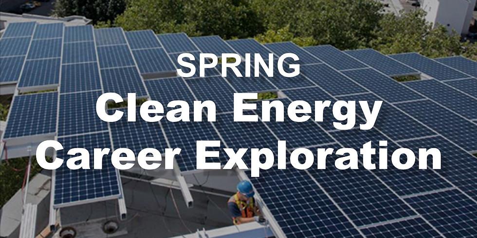 Clean Energy Career Exploration