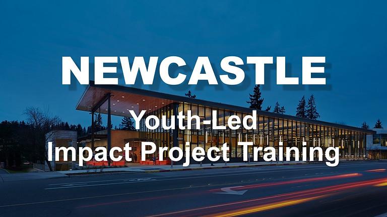 NEWCASTLE - Youth-Led Impact Project Training
