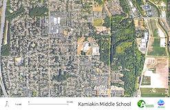 Kamiakin Middle School - Satellite