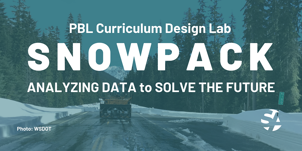 Snowpack: Analyzing Data to Solve the Future