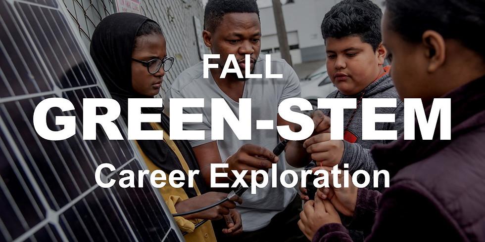 GREEN-STEM Career Exploration