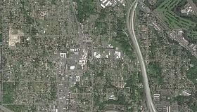 Foster High School - Satellite