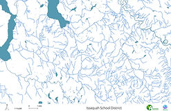 Issaquah School District - Streams, Rivers and Lakes