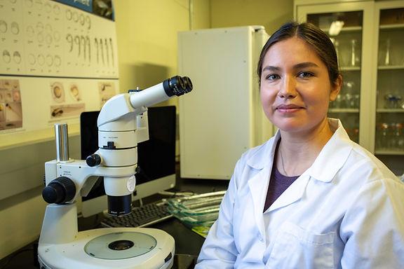 M.E.S. (Ojibwe, Inupiaq) PhD Candidate, WSU