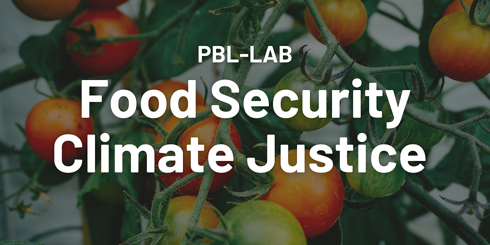 Food Security Climate Justice Lab
