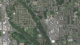 Kent-Meridian High School - Satellite