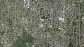 Evergreen High School - Satellite
